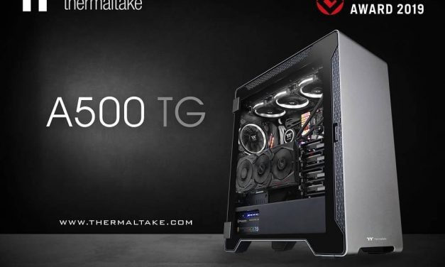 "NP: Thermaltake gana el ""2019 Good Design Award"""