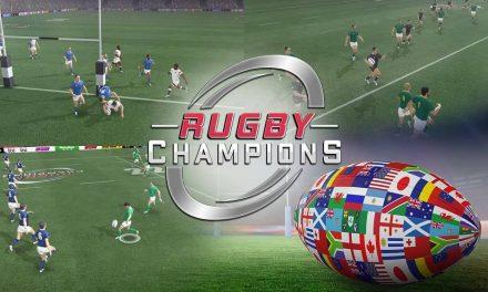 NP: Rugby Champions llega a PC justo a tiempo para la Copa del Mundo