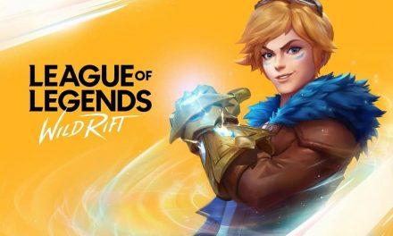 NP: Riot Games presenta League of Legends: Wild Rift