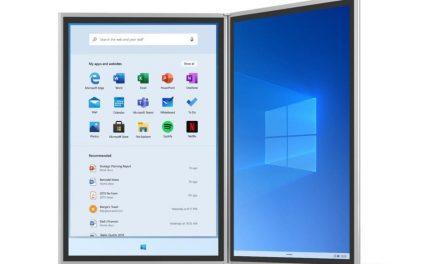 NP: Windows 10X: el nuevo sistema operativo de Microsoft para dispositivos de doble pantalla