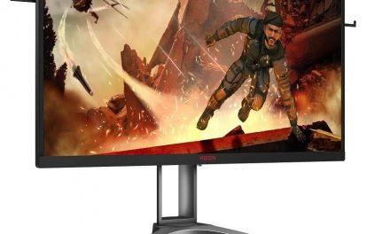 NP: AOC anuncia el nuevo AG273QX: una pantalla de alto nivel competitivo con resolución QHD y llamativos visuales HDR