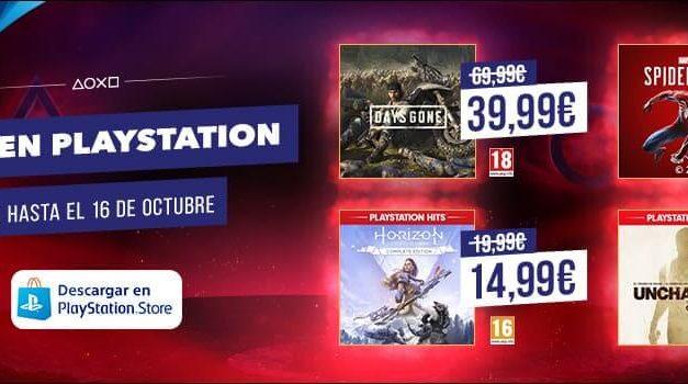 """NP: Arranca la promoción """"Solo en PlayStation"""", con importantes descuentos en los juegos exclusivos digitales de PlayStation"""