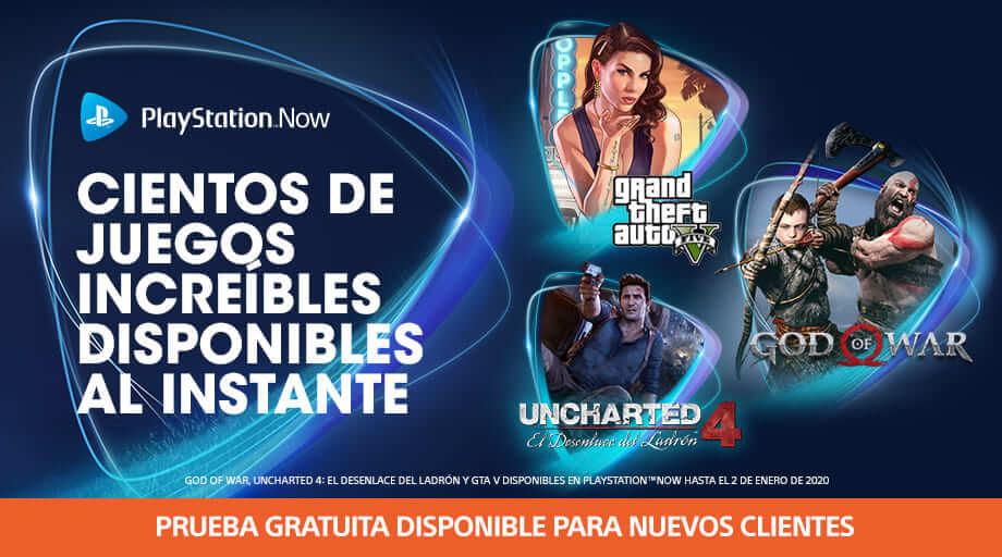 NP: El servicio de suscripción de juegos PlayStation Now baja de precio y se amplía con más juegos superventas