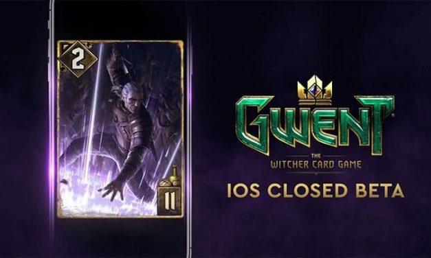 NP: ¡Ya puedes jugar a la versión de iOS de GWENT!