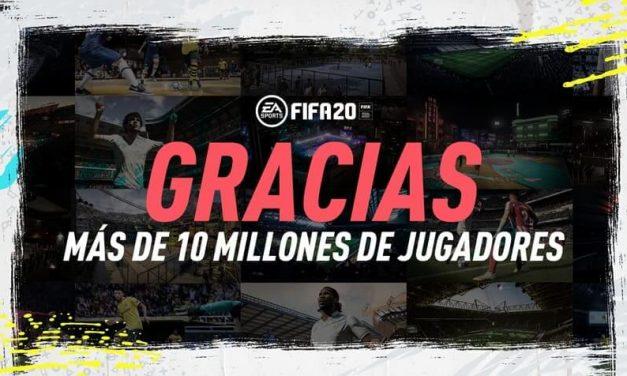 NP: EA SPORTS FIFA 20 alcanza los 10 millones de jugadores en apenas dos semanas