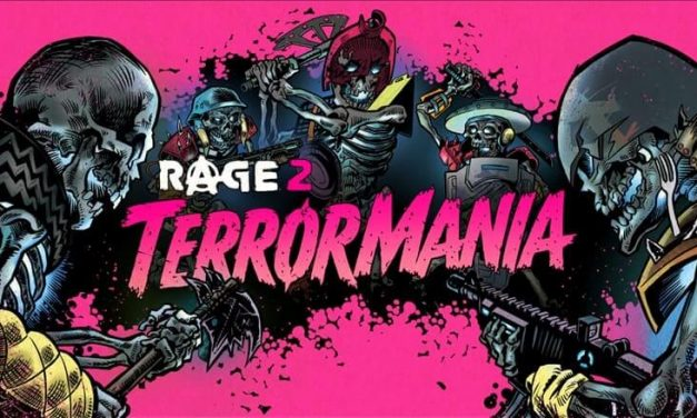 NP: RAGE 2: ya está disponible TerrorMania