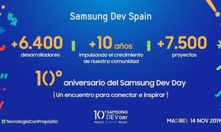 NP: Samsung abre las inscripciones para la décima edición de Samsung Dev Day