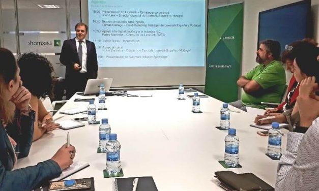 NP: Lexmark impulsa su apuesta por las pymes, la Industria 4.0 y presenta su nuevo programa Lexmark Industry Advantage