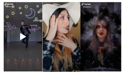NP: TikTok celebra Halloween estrenando 60 nuevos filtros  temáticos y challenges especiales