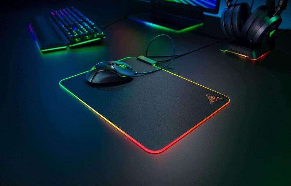 NP: Razer presenta la Firefly V2 – La alfombrilla RGB original regresa con más iluminación que nunca