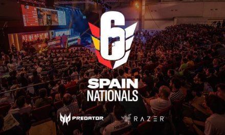 NP: La R6 Spain Nationals cierra la Season 1 con más de 368.000 espectadores, un 88% más que el año pasado