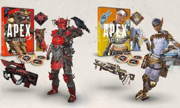 NP: Apex Legends llega a tiendas en formato físico con las ediciones de Lifeline y Bloodhound