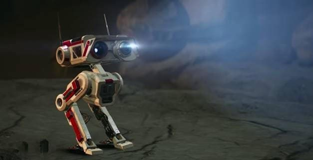 NP: ¿Quién es BD-1? Star Wars Jedi: Fallen Order desvela nuevos detalles del peculiar droide de Cal Kestis