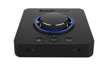 NP: Sound Blaster X3: ya está aquí la primera tarjeta de sonido Sound Blaster con tecnología Super X-Fi