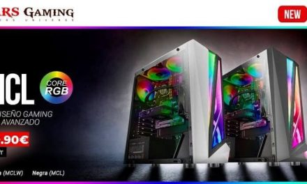 NP: Nueva caja MCL – Sincronízate con la MCL: la nueva caja RGB de Mars Gaming