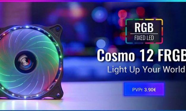 NP: Nuevo ventilador Cosmo de AeroCool – Cosmo 12: Minimalismo y máximo rendimiento