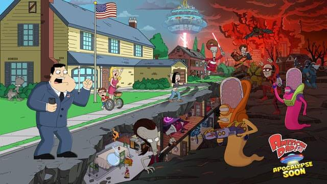 NP: American Dad! Apocalypse Soon ya está disponible en iOS y Android