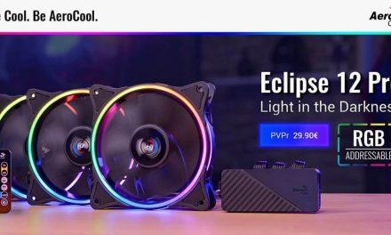 NP: Nuevos ventiladores Eclipse 12 PRO – Triple combinación de colores, triple rendimiento