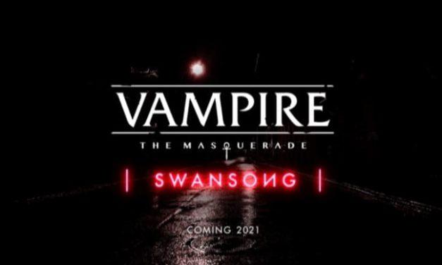 NP: Vampire: The Masquerade – Swansong Bigben revela más sobre su nueva adaptación de RPG de sobremesa en PDXCON
