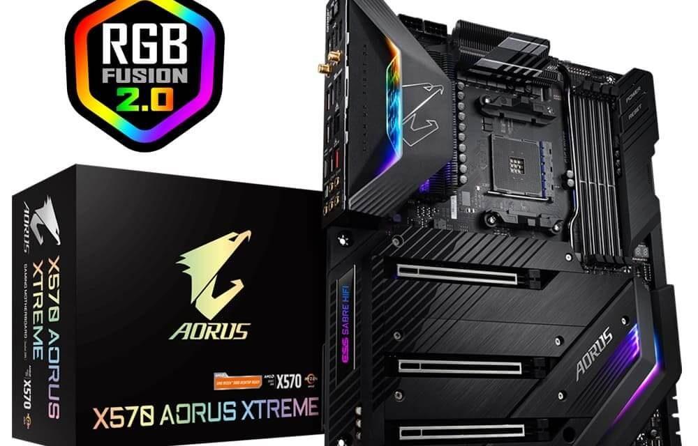 NP: GIGABYTE lanza nuevas actualizaciones de BIOS con AGESA 1.0.0.4 B para placas base X570