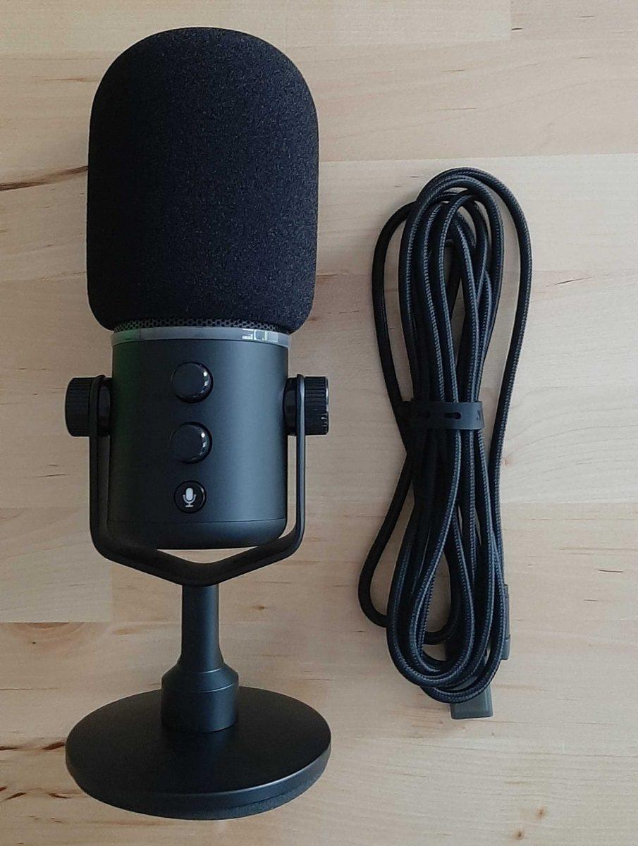 Review Micrófono Razer Seiren Elite