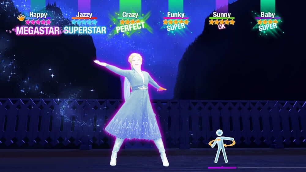 """NP: Ya está disponible en Just Dance 2020 la canción """"Into the Unknown"""", de la película Frozen 2 de Disney"""