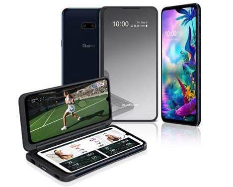 NP: LG presenta en España LG G8XThinQ, el Smartphone con dos pantallas perfecto para la generación multitarea