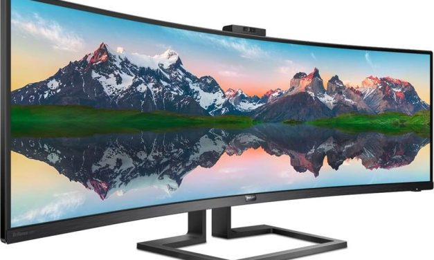 NP: MMD lanza el monitor Philips 439P9H SuperWide