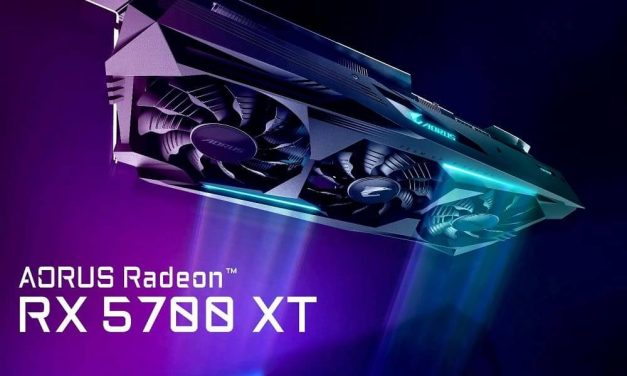 NP: GIGABYTE Anuncia Tarjeta gráfica AORUS Radeon RX 5700 XT
