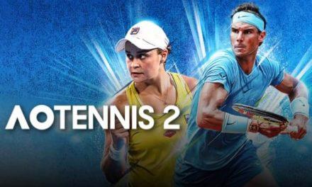 NP: ¡Saca a relucir tu tenis interior como un profesional en AO Tennis 2!