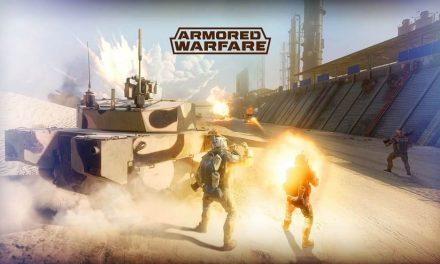 """NP: Armored Warfare despliega la infantería durante su """"American Dream"""""""