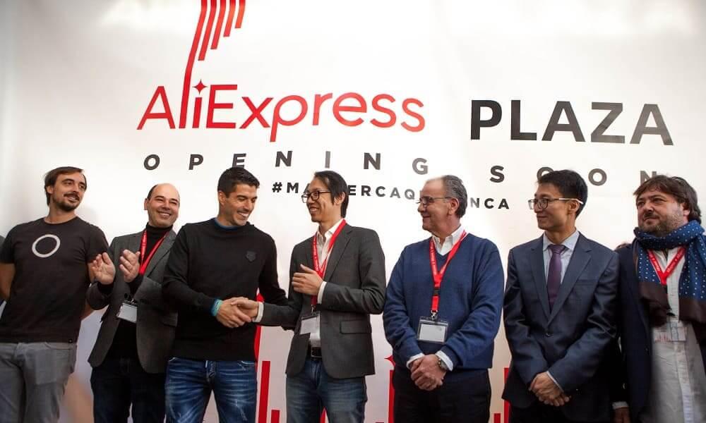 NP: AliExpress ha inaugurado hoy su primera tienda física en Barcelona