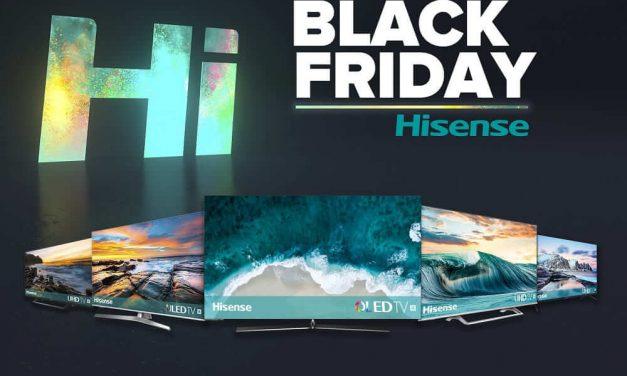 NP: Hisense celebra el Black Friday con descuentos exclusivos en sus mejores productos