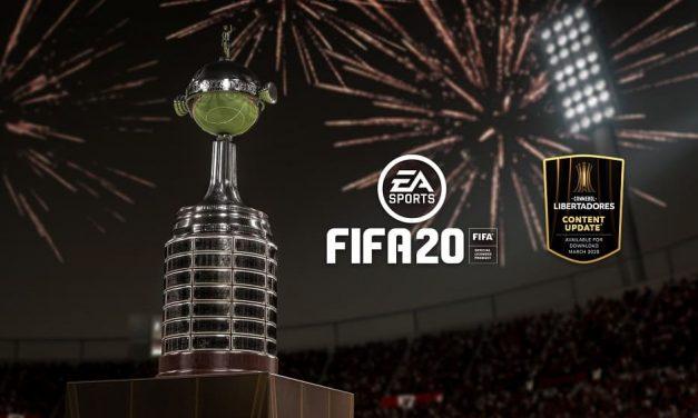 NP: EA anuncia la llegada de la CONMEBOL Libertadores a EA SPORTS FIFA 20 en Marzo de 2020