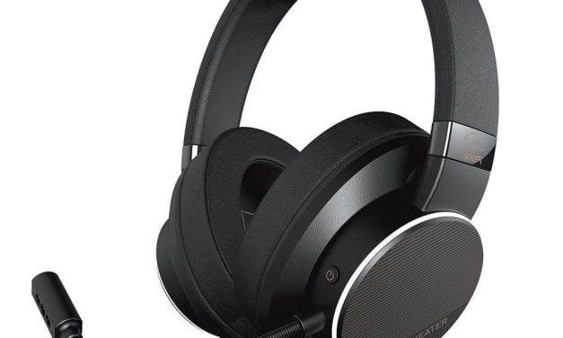 NP: Creative Labs lanza los cascos inalámbricos Creative SXFI THEATER