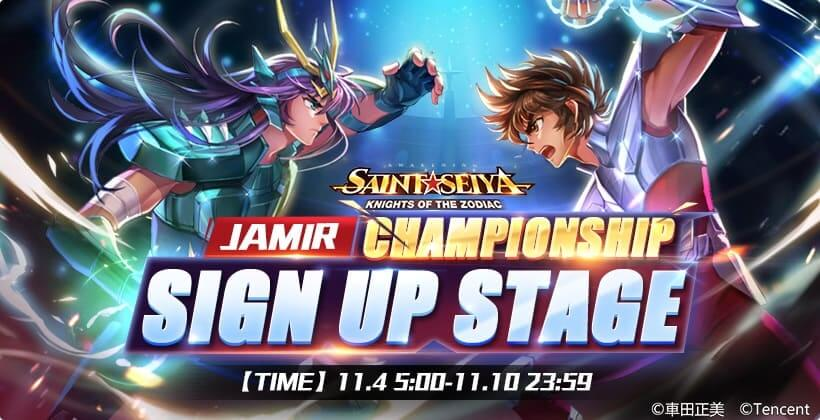 NP: El RPG móvil Saint Seiya Awakening: Knights of the Zodiac – El Campeonato de Jamir con el mejor modo JcJ, el capítulo de Poseidón y mucho más...