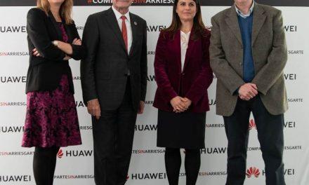 NP: El Smartbus de Huawei España recorre las escuelas de Málaga para fomentar la educación y responsabilidad digital