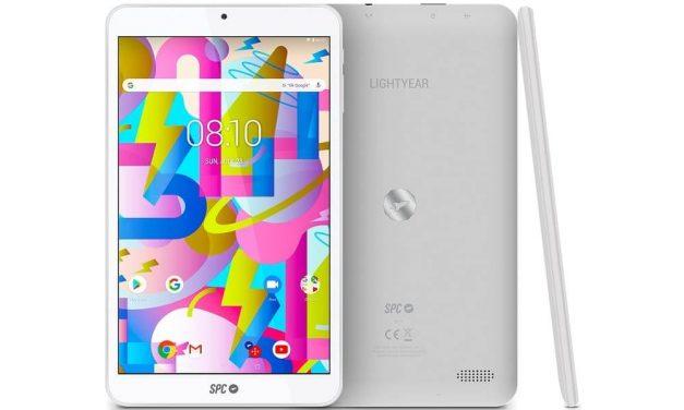 NP: SPC presenta Lightyear, una nueva tablet juvenil para jugar y disfrutar de los contenidos multimedia