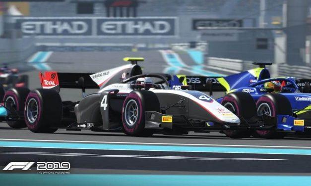 NP: El arduo camino desde la F2 hacía la máxima categoría en F1 2019