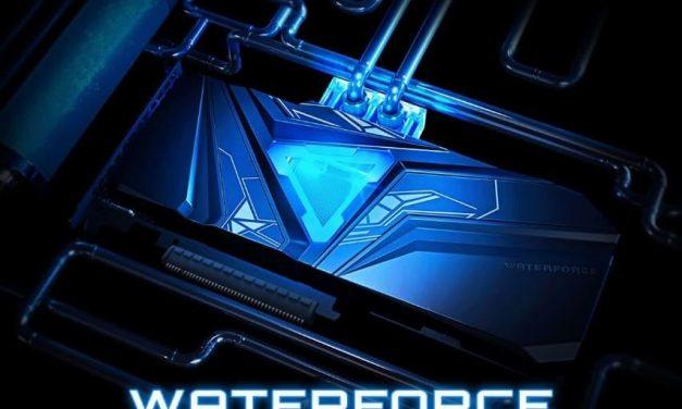 NP: GIGABYTE presenta la tarjeta gráfica GeForce RTX 2080 SUPER GAMING OC WATERFORCE WB 8G