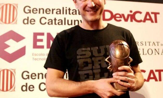 NP: Ilkka Paananen, fundador y CEO de Supercell (Clash of Clans, Clash Royale) recibe el premio XV aniversario Gamelab
