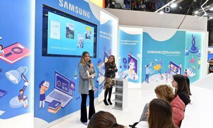NP: La competencia digital de los alumnos de Samsung Smart School crece un 12,5% con la introducción del Pensamiento Computacional
