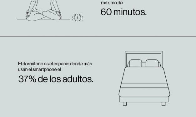 NP: El uso del teléfono en la cama causa insomnio a más del 28% de los adultos