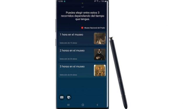 NP: El Museo del Prado se integra en el asistente de Inteligencia Artificial de Samsung 'Bixby'