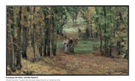 """NP: Samsung The Frame te presenta obras inéditas inspiradas en la exposición """"Los Impresionistas y la Fotografía"""" del Museo Nacional Thyssen Bornemisza"""