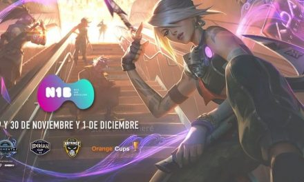 NP: League of Legends estará muy presente en NiceOne Barcelona