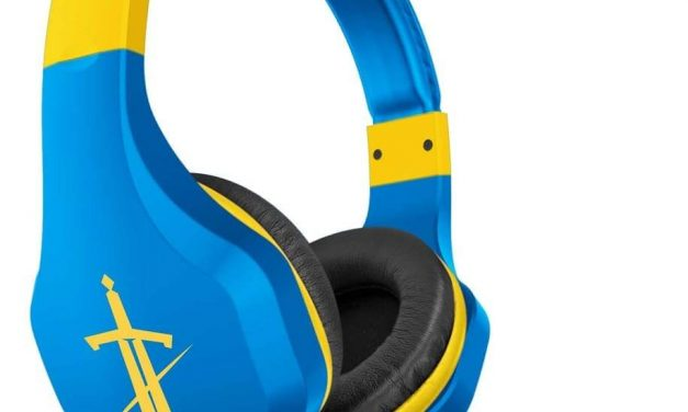 NP: Espada y escudo: Los nuevos headsets gaming para Nintendo Switch de FR-TEC