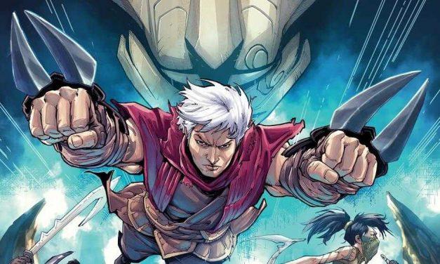 NP: Riot Games lanza el primer tomo de Zed