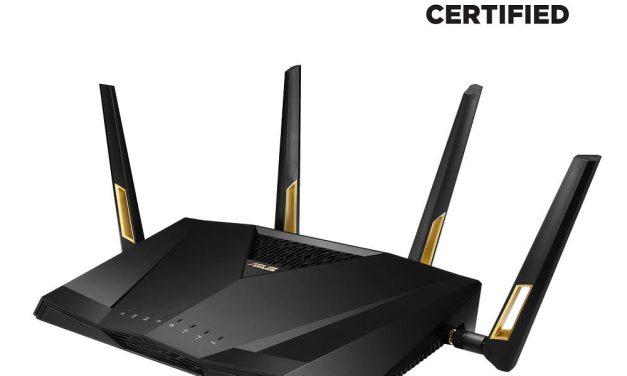 NP: El router ASUS RT-AX88U recibe la validación Wi-Fi CERTIFIED 6