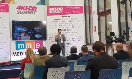 NP: Samsung demuestra la evolución del mercado de 8K en el evento internacional 4K HDR Summit de Málaga